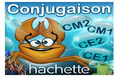 application conjugaison