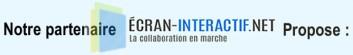 ecran interactif banner