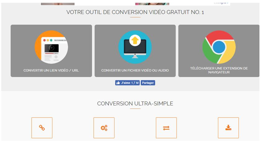 conversion video