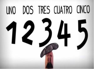 L'espagnol en CP sur Youtube