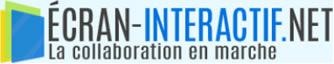 Logo ecran interactif