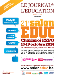 salon education belgique